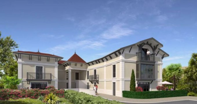 Achat / Vente programme immobilier neuf Arcachon centre à deux pas du port de plaisance (33120) - Réf. 2944