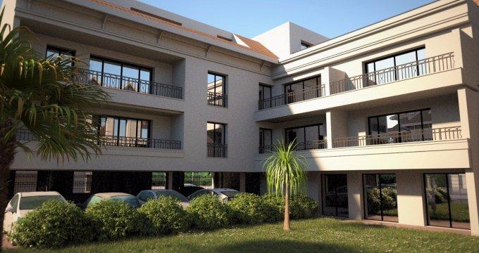 Achat / Vente programme immobilier neuf Arcachon centre-ville (33120) - Réf. 2178