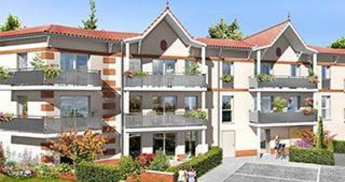 Achat / Vente programme immobilier neuf Audenge à deux pas de l'océan (33980) - Réf. 1062