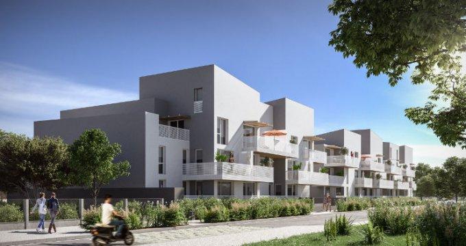 Achat / Vente programme immobilier neuf Bègles à 500 mètres de Bègles Plage (33130) - Réf. 3894