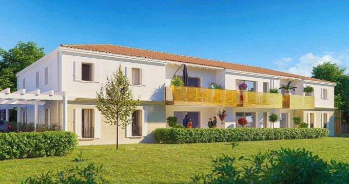 Achat / Vente programme immobilier neuf Bègles, secteur Robert Picqué (33130) - Réf. 6001
