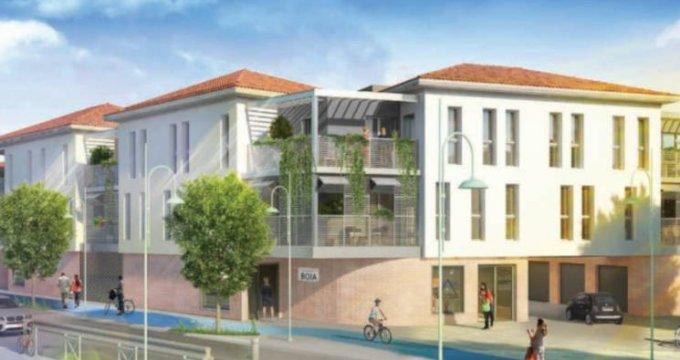 Achat / Vente programme immobilier neuf Biganos quartier Facture (33380) - Réf. 3602