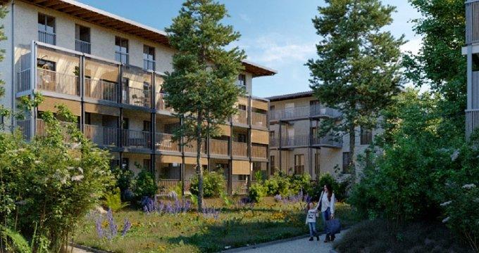 Achat / Vente programme immobilier neuf Biganos ZAC Nouvelle R (33380) - Réf. 3957