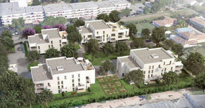 Achat / Vente programme immobilier neuf Blanquefort à 500m du Tram Frankton (33290) - Réf. 3921