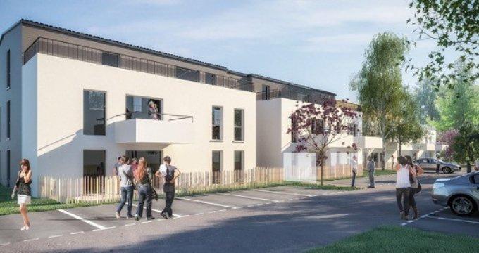 Achat / Vente programme immobilier neuf Blanquefort proche tramway C et Bordeaux (33290) - Réf. 1945