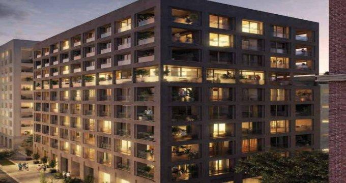 Achat / Vente programme immobilier neuf Bordeaux au cœur du quartier Armagnac (33000) - Réf. 4613