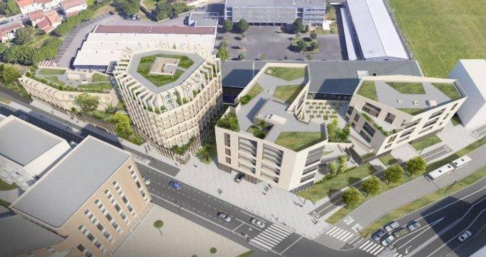 Achat / Vente programme immobilier neuf Bordeaux au cœur du quartier Euratlantique (33000) - Réf. 4335