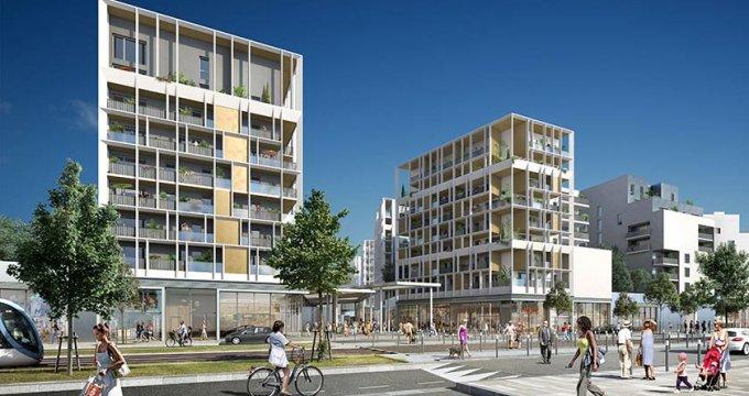 Achat / Vente programme immobilier neuf Bordeaux proche centre (33000) - Réf. 1735