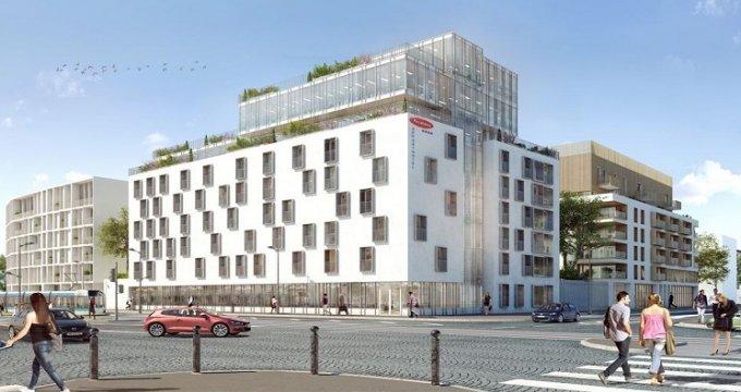 Achat / Vente programme immobilier neuf Bordeaux quai de la Garonne (33000) - Réf. 591