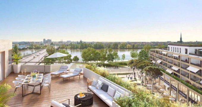 Achat / Vente programme immobilier neuf Bordeaux Quartier Bordeaux Belvédère (33000) - Réf. 2555
