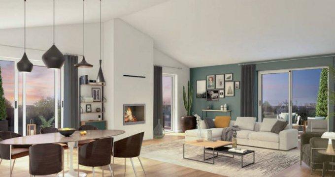 Achat / Vente programme immobilier neuf Bouscat proche Parc de l'Hermitage (33110) - Réf. 4020