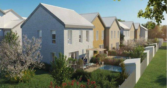 Achat / Vente programme immobilier neuf Bruges 5 min du Parc Ausone (33520) - Réf. 4964