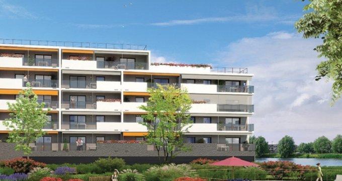 Achat / Vente programme immobilier neuf Bruges au bord du lac du Tastat (33520) - Réf. 2601