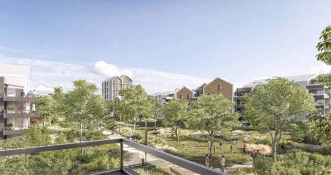 Achat / Vente programme immobilier neuf Bruges au pied de la gare (33520) - Réf. 5881