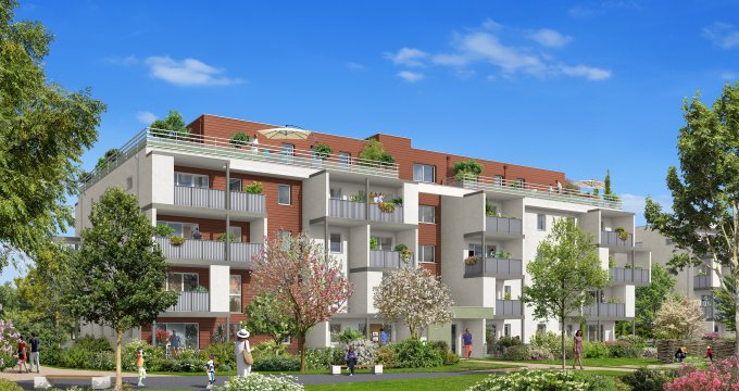 Achat / Vente programme immobilier neuf Bruges quartier D'Ausone (33520) - Réf. 3857