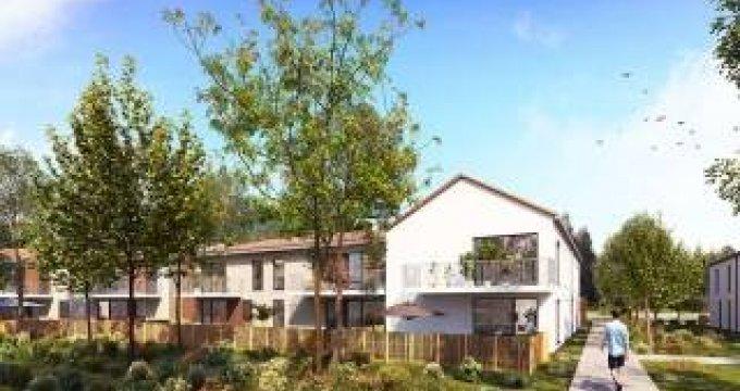 Achat / Vente programme immobilier neuf Carbon-Blanc proche commodités et transports (33560) - Réf. 4000