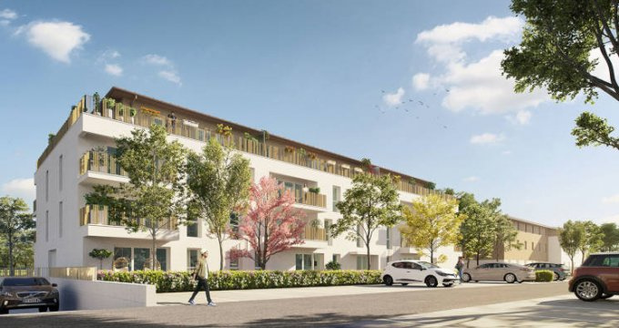Achat / Vente programme immobilier neuf Carbon-Blanc proche tramway A (33560) - Réf. 3612