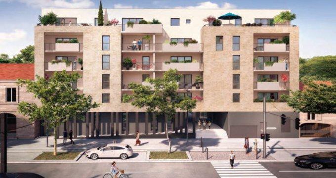 Achat / Vente programme immobilier neuf Cenon proche gare (33150) - Réf. 5482
