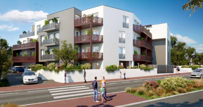 Achat / Vente programme immobilier neuf Cenon proche parc du Cypressat (33150) - Réf. 5426