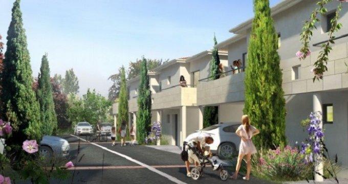 Achat / Vente programme immobilier neuf Eysines entre l'hippodrome et le golf (33320) - Réf. 2625