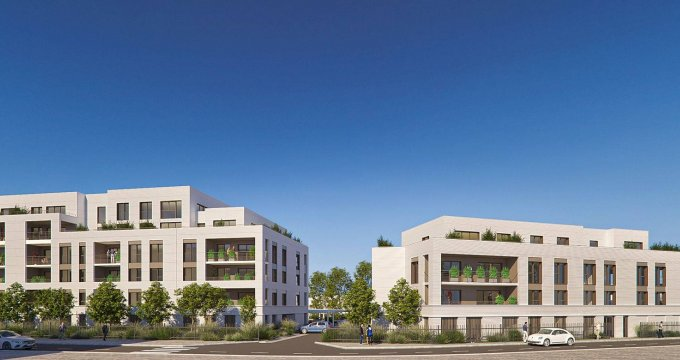 Achat / Vente programme immobilier neuf Floirac à proximité du Parc des Etangs (33270) - Réf. 6219