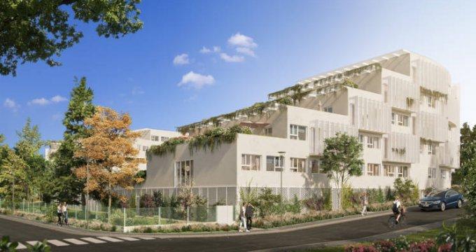 Achat / Vente programme immobilier neuf Gradignan proche campus universitaire (33170) - Réf. 5660