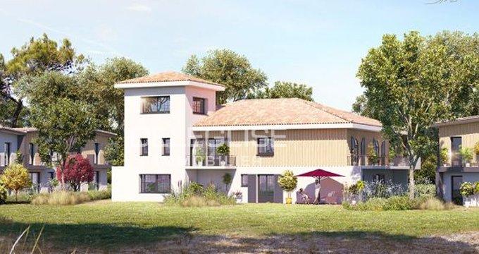Achat / Vente programme immobilier neuf La Teste de Buch proche du Pilat (33260) - Réf. 2206