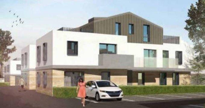 Achat / Vente programme immobilier neuf Le Bouscat à deux pas du parc (33110) - Réf. 4193