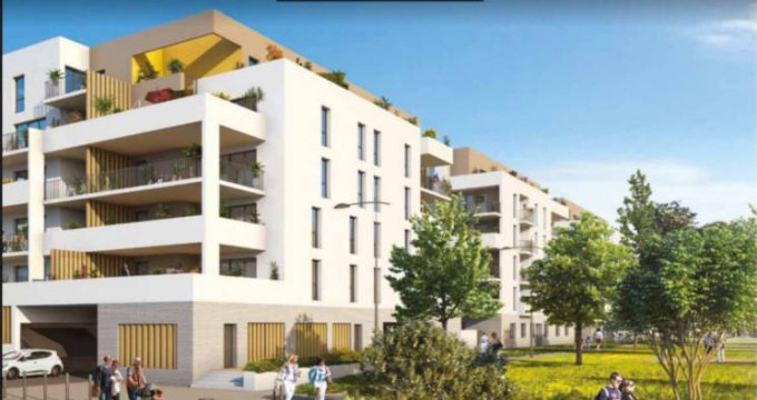 Achat / Vente programme immobilier neuf Lormont à proximité du vieux Lormont (33310) - Réf. 2794