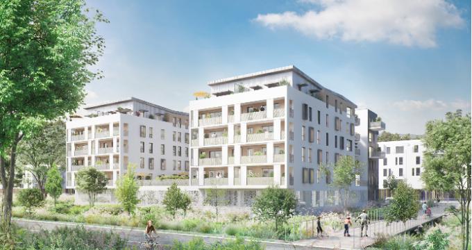 Achat / Vente programme immobilier neuf Lormont proche rive droite Garonne (33310) - Réf. 2657