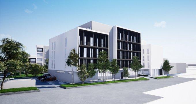 Achat / Vente programme immobilier neuf Lormont quartier des 4 Pavillons (33310) - Réf. 5541