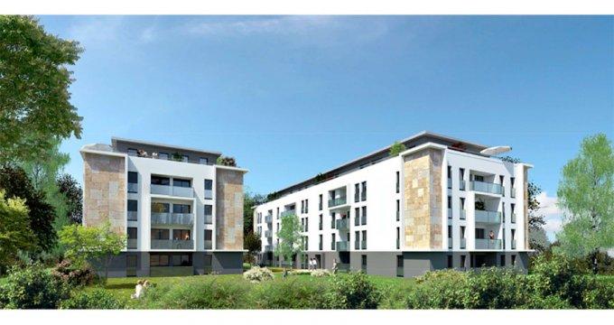 Achat / Vente programme immobilier neuf Mérignac quartier de Capeyron (33700) - Réf. 237