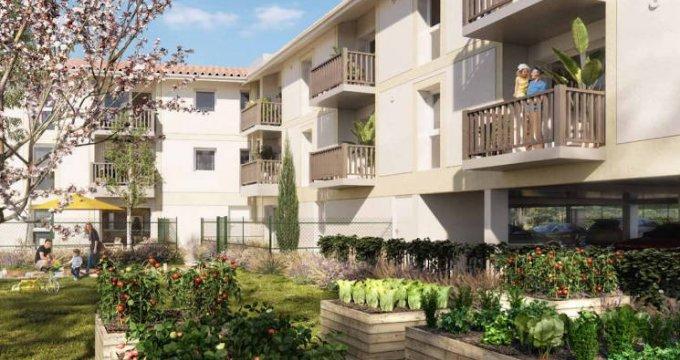Achat / Vente programme immobilier neuf Parempuyre à 800 mètres du bus (33290) - Réf. 4724