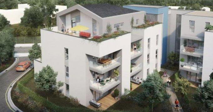 Achat / Vente programme immobilier neuf Parempuyre aux portes de Bordeaux (33290) - Réf. 2368