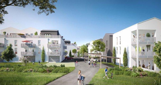 Achat / Vente programme immobilier neuf Parempuyre centre-ville (33290) - Réf. 1997