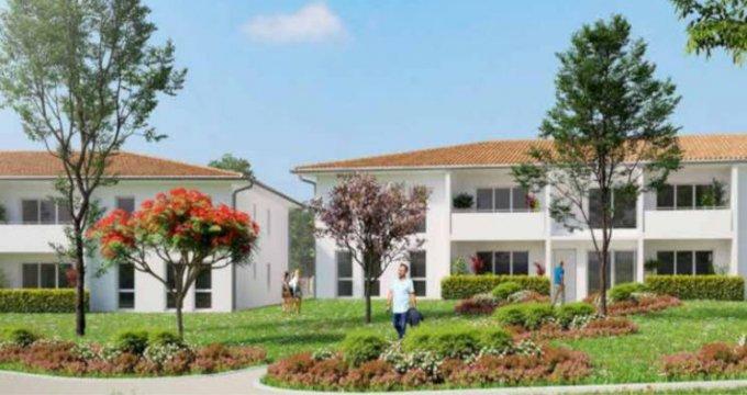 Achat / Vente programme immobilier neuf Saint-Médard-en-Jalles quartier Cérillan (33160) - Réf. 3306