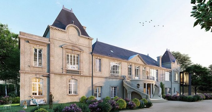 Achat / Vente programme immobilier neuf Sainte-Eulalie proche gare (33560) - Réf. 5628