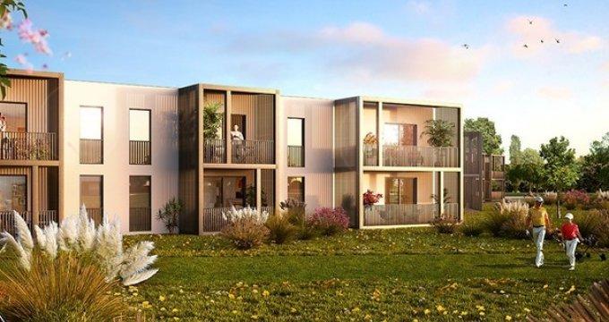 Achat / Vente programme immobilier neuf Villenave d'Ornon en bordure de Garonne (33140) - Réf. 1512