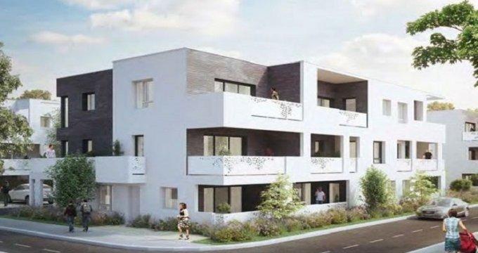 Achat / Vente programme immobilier neuf Villenave-d'Ornon proche centre-ville et commerces (33140) - Réf. 581