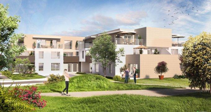Achat / Vente programme immobilier neuf Villenave d'Ornon proche Hôpital Robert Picqué (33140) - Réf. 354