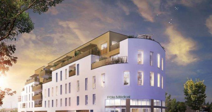 Achat / Vente programme immobilier neuf Villenave-d'Ornon à 15 min du centre bordelais (33140) - Réf. 5112