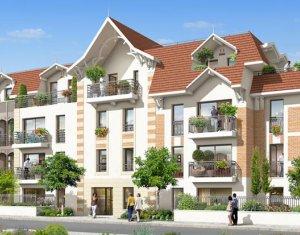 Achat / Vente programme immobilier neuf Arcachon proche gare (33120) - Réf. 1469