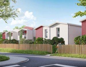 Achat / Vente programme immobilier neuf Artigues-près-Bordeaux à 10 min du tram (33370) - Réf. 5315