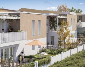 Achat / Vente programme immobilier neuf Artigues-près-Bordeaux, au cœur du Parc Extérieur (33370) - Réf. 6056