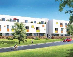 Achat / Vente programme immobilier neuf Artigues-près-Bordeaux centre (33370) - Réf. 90