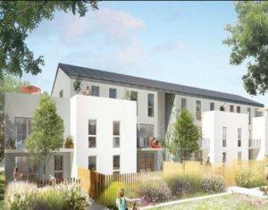 Achat / Vente programme immobilier neuf Bassens quartier de la Pomme d'Or (33530) - Réf. 5206