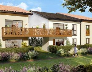 Achat / Vente programme immobilier neuf Bassens rive droite de la Garonne (33530) - Réf. 4059