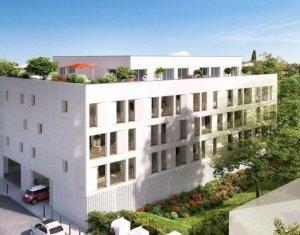 Achat / Vente programme immobilier neuf Bègles au cœur d'un éco-quartier (33130) - Réf. 564