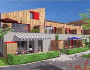 Achat / Vente programme immobilier neuf Bègles coeur village urbain (33130) - Réf. 2872
