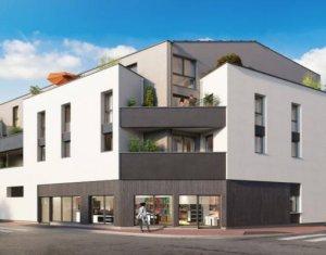 Achat / Vente programme immobilier neuf Bègles proche Hôpital Robert Picqué (33130) - Réf. 3892
